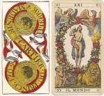 Madenie and Ancient Italian pip cards
