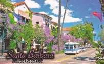 Santa Barbara Street scene