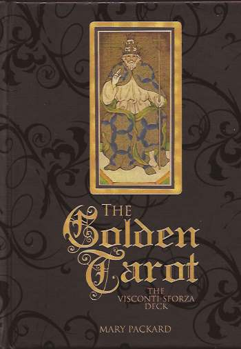 The Golden Tarot – A New Visconti-Sforza