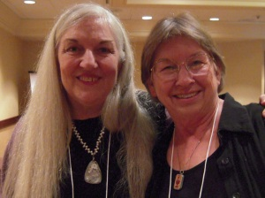 Ferol Humphrey and Sherryl at BATS 2013