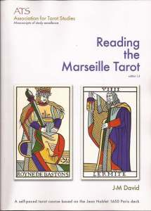 Reading the Marseille Tarot by Jean-Michel David