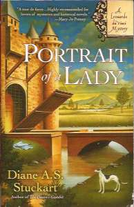 Portrait of a Lady by Diane A. S. Stuckart cover