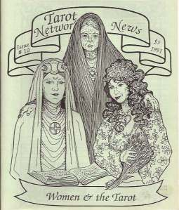 Tarot Network News Cover
