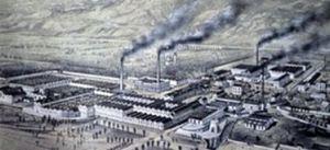 Avondo Brothers factory Serravalle