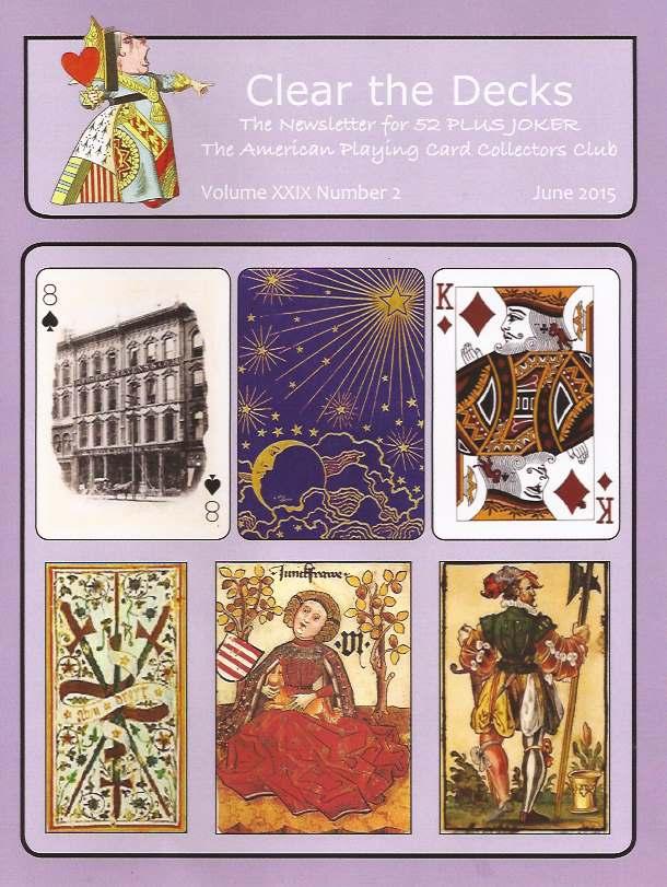 52 Plus Joker A Card Collector S Club Tarot Heritage