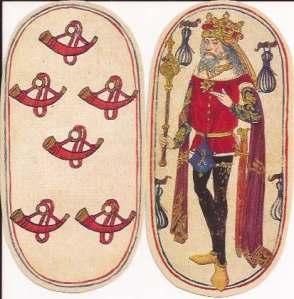 Flemish Hunting Deck 1470