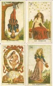 trump cards tarocchi Perrin 1865