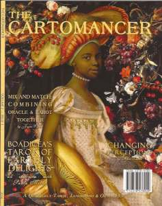 The Cartomancer cover Volume 2 issue 3