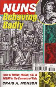 Nuns Behaving Badly book cover