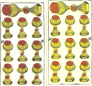 ten of cups madenie deck