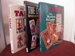 covers of three books