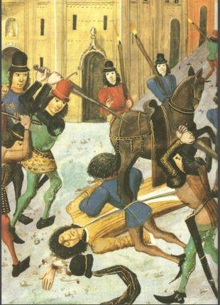 assassination of Louis d'Orleans