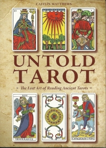 Untold Tarot book cover