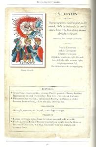 Untold Tarot Book Page