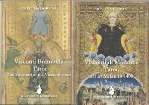 Covers of both books by Cristina Dorsini