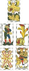 Reading layouts with Vandenborre deck