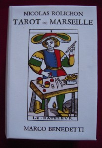 Rolichon Tarot de Marseille box cover