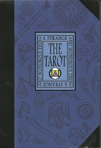 Cover of The Tarot:A Strange and Wondrous Thing