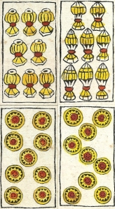 06 Buda coins cups