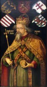 Emperor Sigismund by Albrecht Durer