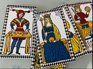 Rosenwald Tarot restored by Marco Benedetti