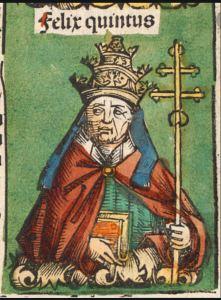 Pope Felix V