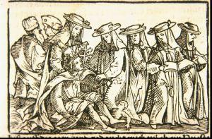 Pope Joan Woodcut 1545