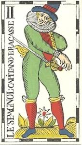 spanish Captain vandenborre tarot