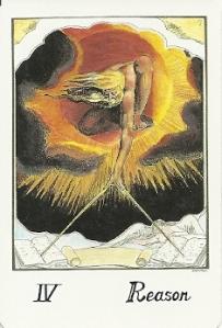 Emperor William Blake Tarot