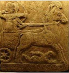 Hittite War Chariot