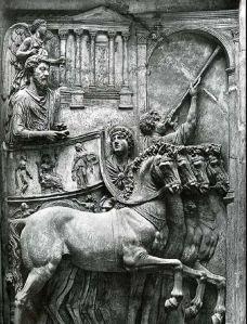 Triummph of Marcus Aurelius