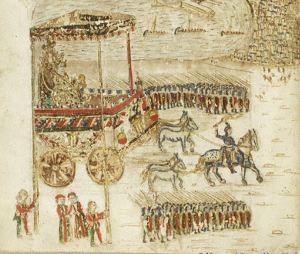 Triumph of Alfonso of Aragon