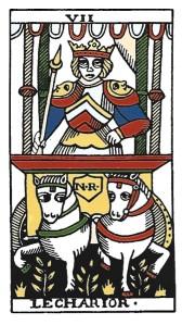 Rolichon Tarot Chariot